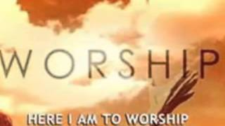 HERE I AM TO WORSHIP - GOSPEL REGGAE