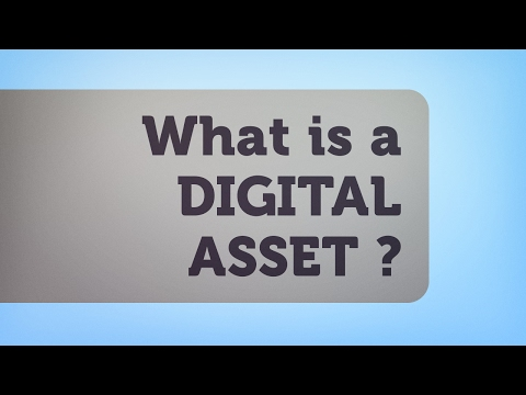 What & Why Digital Asset?