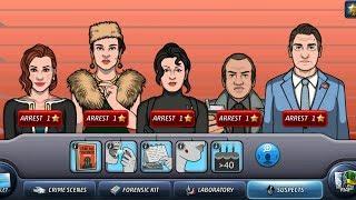 Criminal Case: Travel in Time Case #10 - Crime and Punishment | ARREST KILLER!