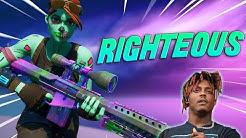 "Fortnite Montage - ""RIGHTEOUS"" (Juice WRLD)"