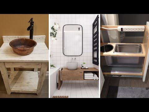 10 Bathroom Vanities That Fit For All Budgets
