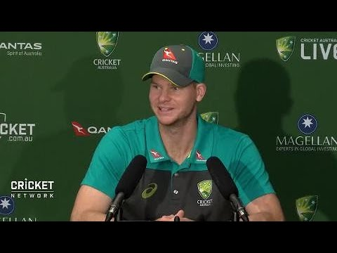 Smith addresses Warner's fitness for Gabba Test