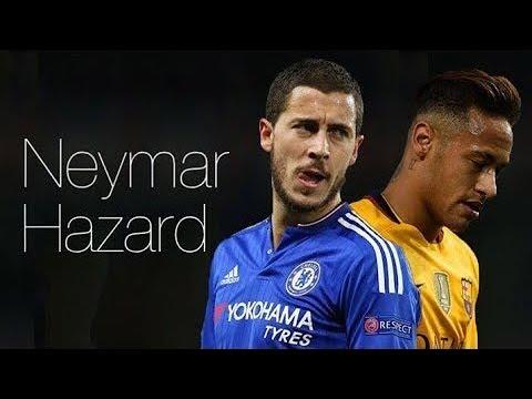 24 Year Old Eden Hazard vs 24 Year Old Neymar