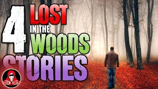 4 Horrifying Lost in the Woods Encounters - Darkness Prevails