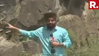 Watch Republic TV&#39s Ground Report From Nowshera Sector, J&ampK