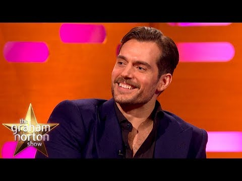 Henry Cavill Channels His Inner Superman Against Tom Cruise  The Graham Norton