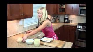 Busy But Healthy Show - Chicken Enchilada Casserole - Episod