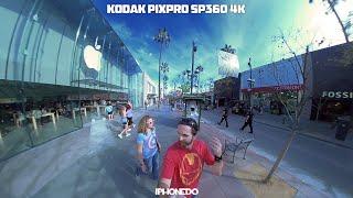Kodak PixPro SP360 — The Review Awakens [4K 360]