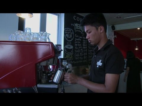 Myanmar coffee scene fuelled by middle class caffeine high