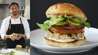 Tips for the Juiciest Turkey Burger