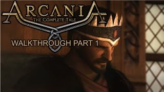 Arcania: Gothic 4 The Complete Tale - Walkthrough part 1 - 1080p 60fps - No commentary