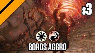 Boros Aggro - M21 Premier Drafts P3   MTG Arena