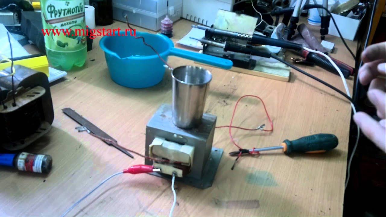Как сделать микроволновую печь 2