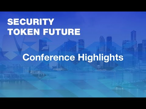 Security Token Future | New York 14 May 2019