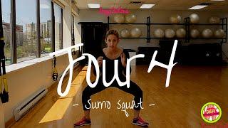 Jour 4 | SUMO SQUAT