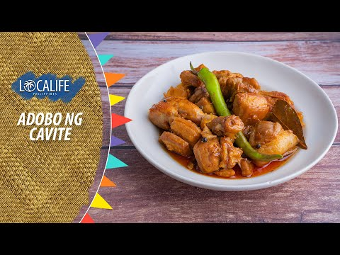 Adobo ng Cavite | LOCALIFE PHILIPPINES