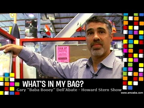 Baba Booey - What's In My Bag? - YouTube