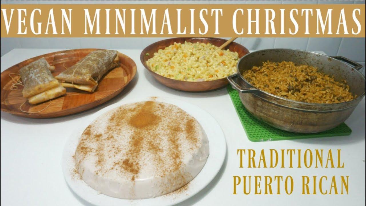 Vegan puerto rican christmas 2017 youtube vegan puerto rican christmas 2017 forumfinder Choice Image