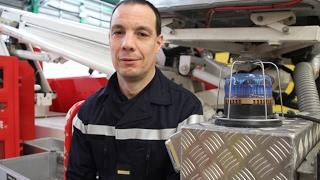 Sapeur-pompier volontaire