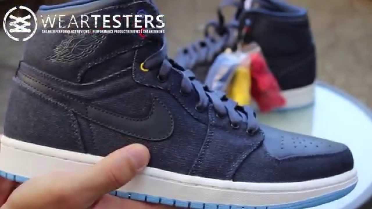 super popular f9d30 390b6 Air Jordan 1 Retro High OG  Family Forever  - YouTube