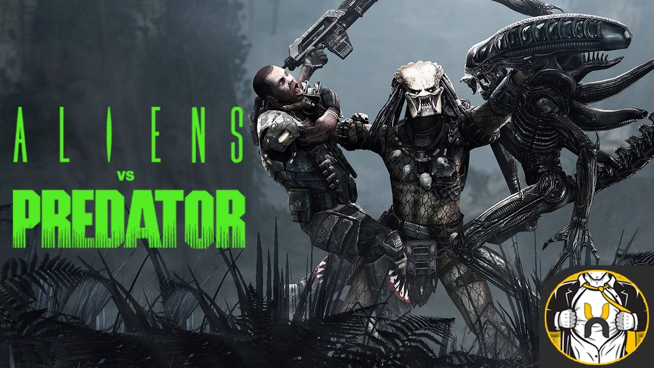 Aliens Vs Predator Film Reboot How To Do It Youtube