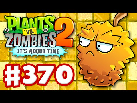 Plants vs. Zombies 2: It's About Time - Gameplay Walkthrough Part 370 - Endurian! (iOS)