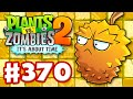 Plants vs  Zombies 2  It s About Time   Gameplay Walkthrough Part 370   Endurian   iOS