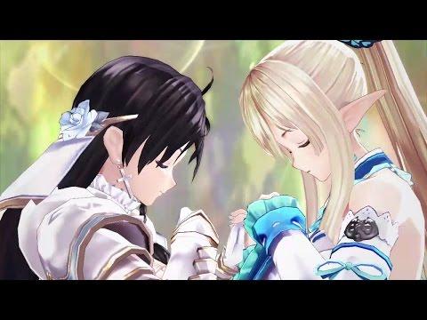 PS3用ソフト『シャイニング・レゾナンス』のオープニングムービーです。 ムービー中に流れる、本作の主題歌「虹の旋律」は、キリカ(CV:早見...