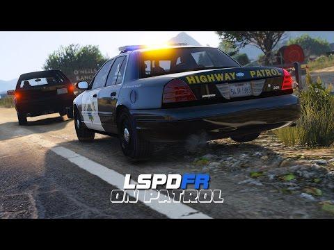 LSPDFR - Day 263 - Highway Patrol (Live Stream)