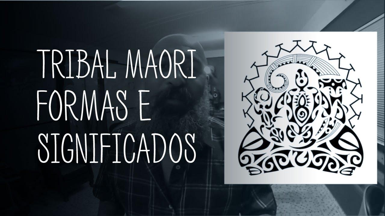 Tatuagem Maori Significados Tattoo Masters YouTube