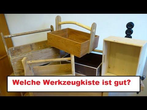 Selbstbau Werkzeugkiste Youtube