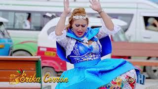 Erika Cerrón 2018 - Ojitos Lindos ► Tunantada -  Videoclip ✅ᴴᴰ