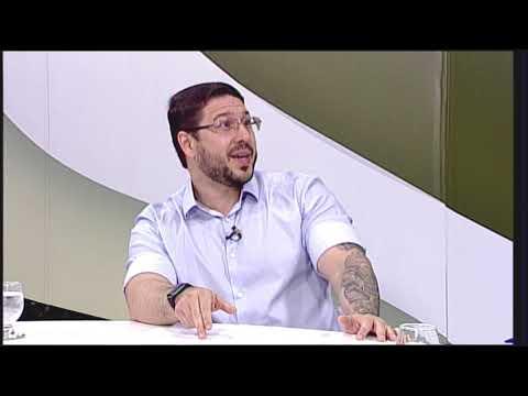 EM DEBATE - VICE-GOVERNADOR DO AMAZONAS CARLOS ALBERTO ALMEIDA - 30.01.2020