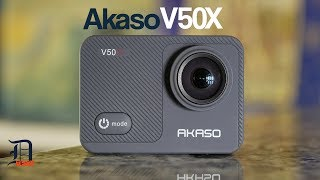 Akaso V50x Action Camera - ALMOST as Good as a GoPro!?
