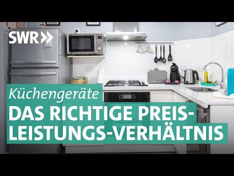 Herd und Kühlschrank - Preiswert, nützlich, gut?