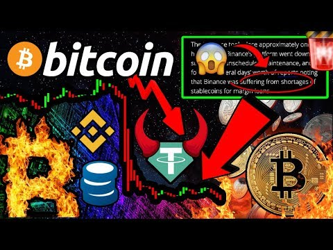 Why is BITCOIN Price FALLING?! Flash CRASH: Fact vs FUD! What to Realistically Expect Next