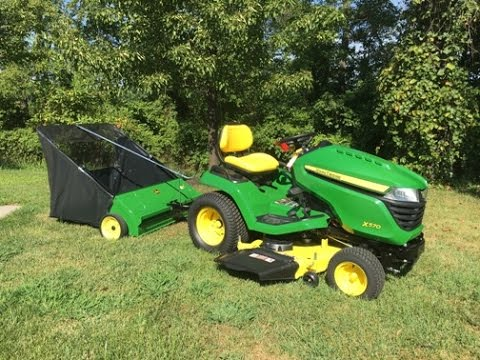 In-Depth Review of Our New 2016 John Deere X570