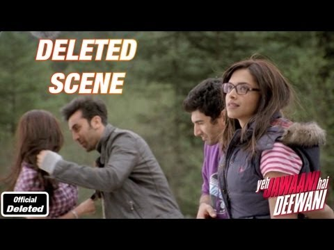 I Choose - Yeh Jawaani Hai Deewani - Deleted Scenes Travel Video