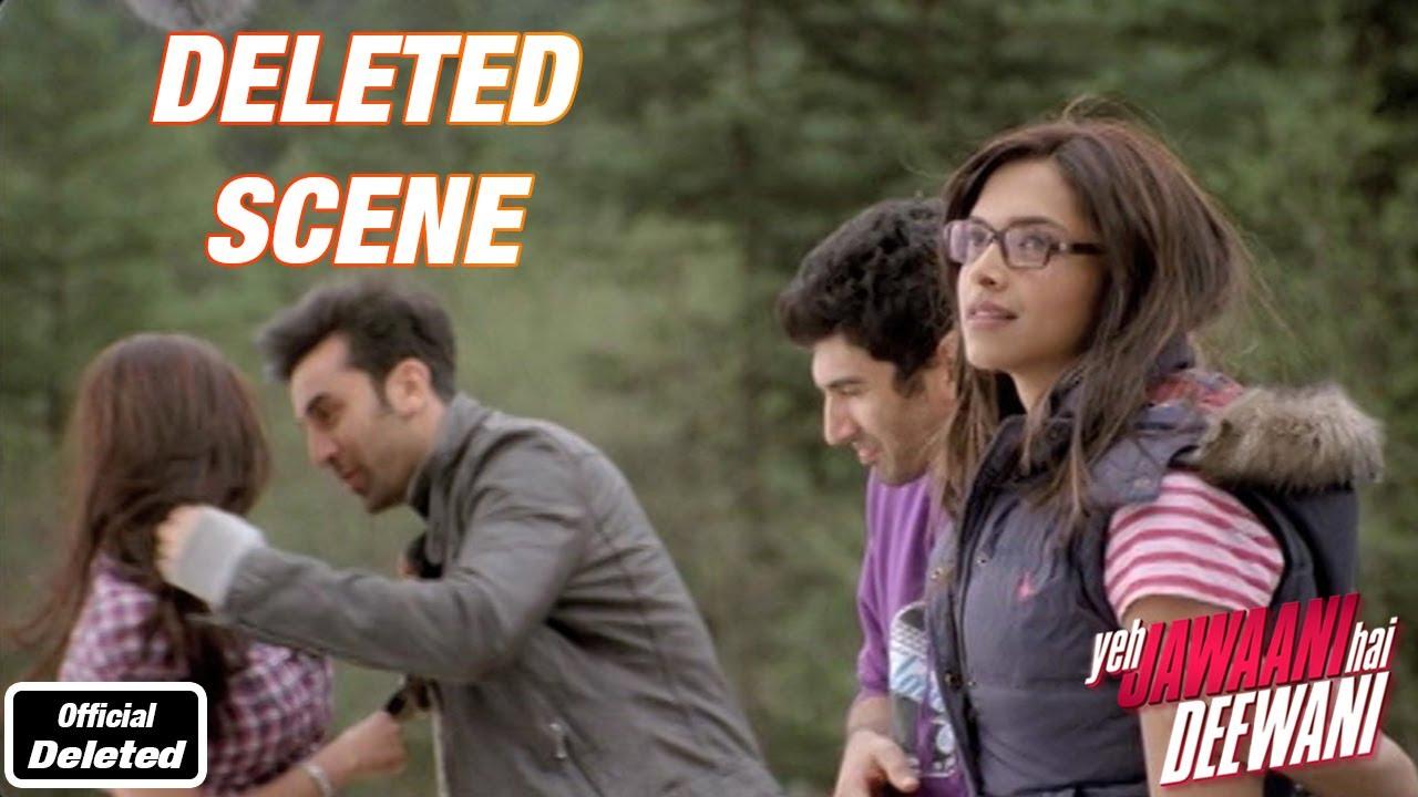 i choose - yeh jawaani hai deewani - deleted scenes - youtube