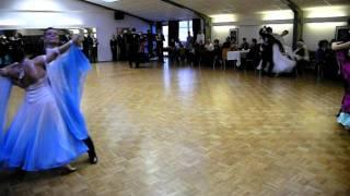TSC Castell Lippstadt - Tanzturnier Sen. 8.01.2012: Wiener Walzer