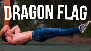 Master the DRAGON FLAG | Learn in 5 Minutes