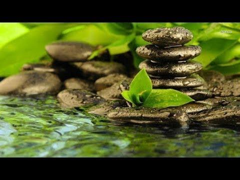 Eau Qui Ruisselle et Douce Musique Zen - Etude Méditation Relaxation Sommeil Spa 🎧 100% RELAX