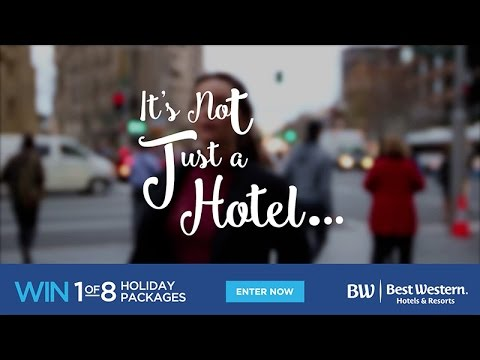 It's Not Just a Hotel... It's Your Chance to WIN!
