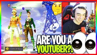 Wait...aRe yOU a yOuTuBeR?! (Funny Random Duos)