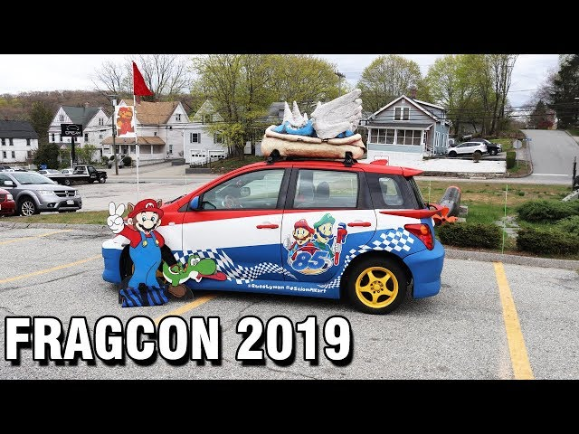FragCon 2019 - Small Event with alot of Gaming Passion