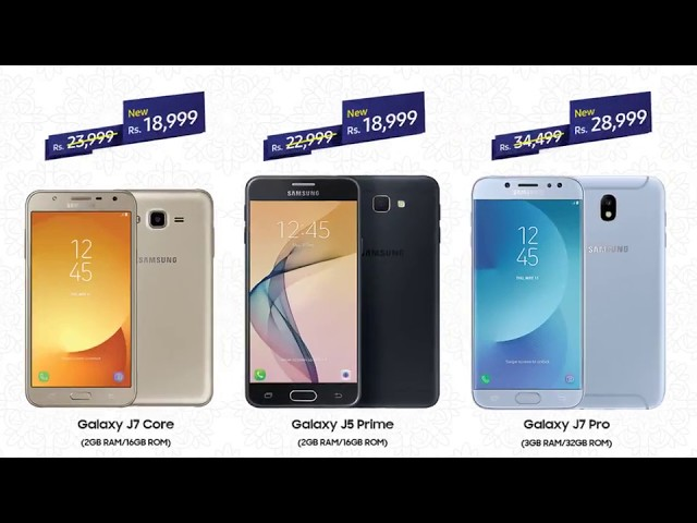 These Samsung Phones Are Getting A Price Cut In Pakistan Due To Ramadan