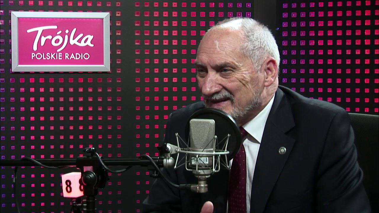 Macierewicz: raport WSI musi być opublikowany, tak mówi ustawa