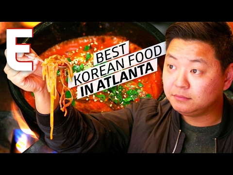 Atlanta's Traditional Korean Fare Is Hard To Find But Worth It — K-Town