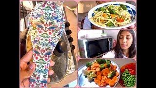 Spaghetti pasta recipe with chicken. saturday dinner recipe vlog. kids healthy dinner recipe