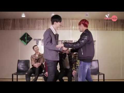 B.A.P (비에이피) Daehyun & Zelo. Pepero game( 빼빼로 게임)